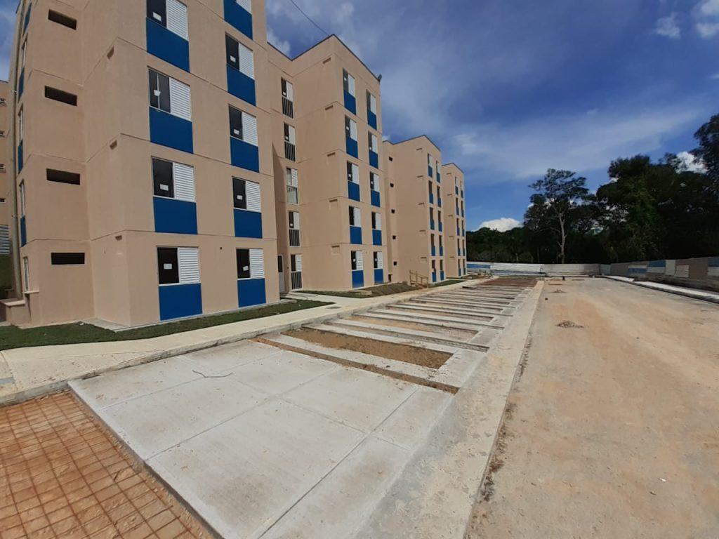 Obras do Residencial Manauara 2 passam de 80% para conclusão dos 500 apartamentos