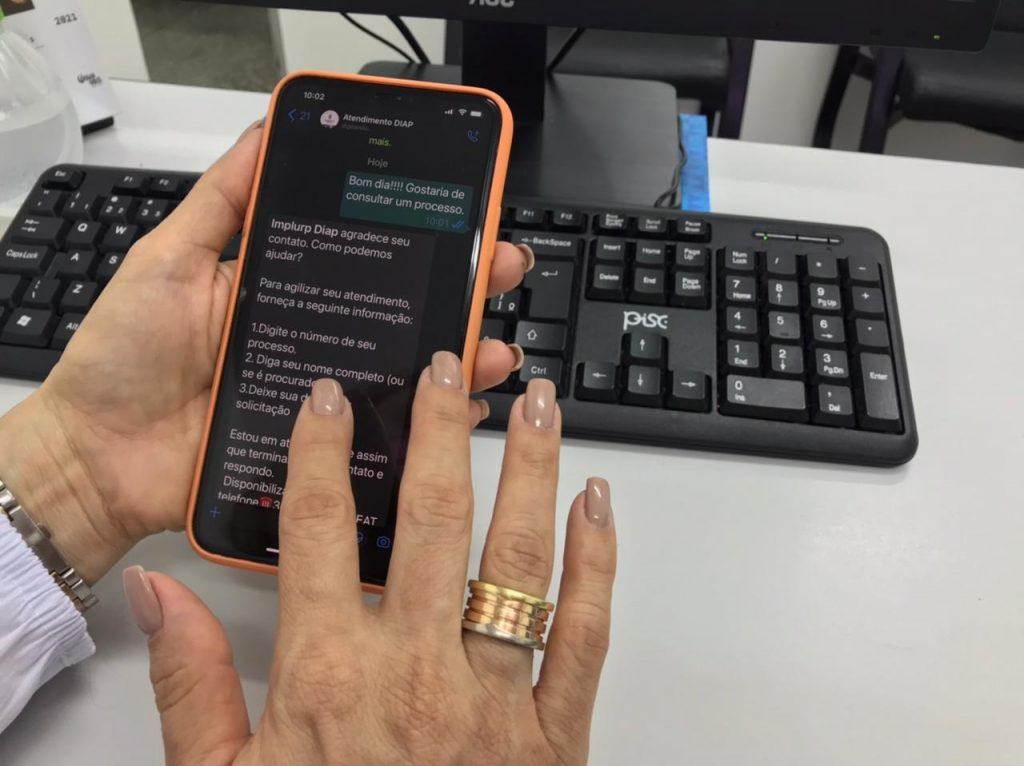 Prefeitura cria canal de atendimento técnico por WhatsApp para demandas no Implurb